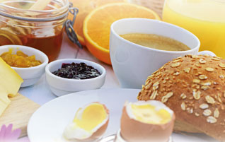 XXL-Frühstück